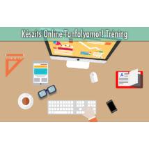 Készíts Online Tanfolyamot!