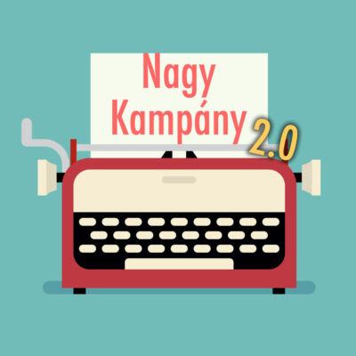Nagy Kampány Szövegírás 2.0 online tréning
