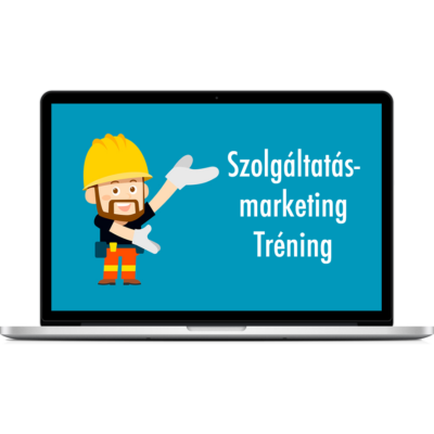 Szolgáltatásmarketing online tréning
