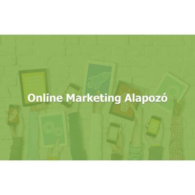Online Marketing Alapozó